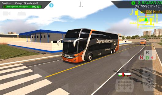 Game Heavy Bus Simulator APK for Windows Phone