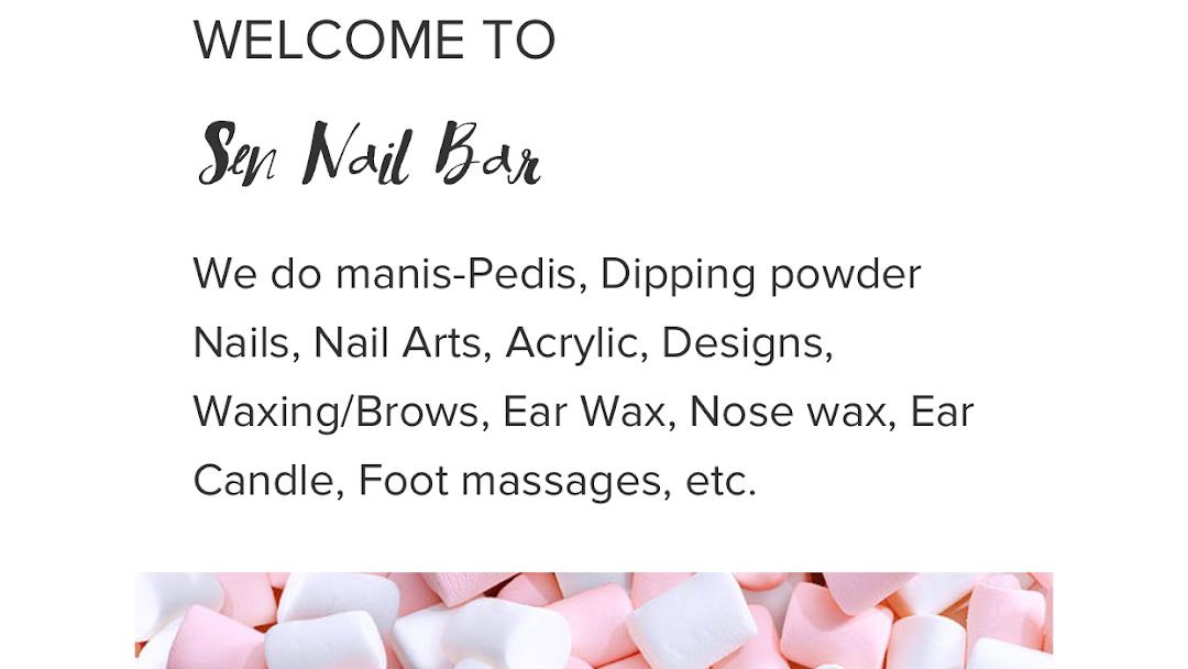Sen Nail Bar - Nail Salon in Plano