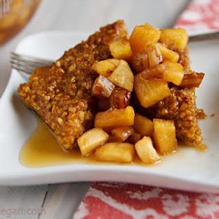 Pumpkin Oatmeal Cakes