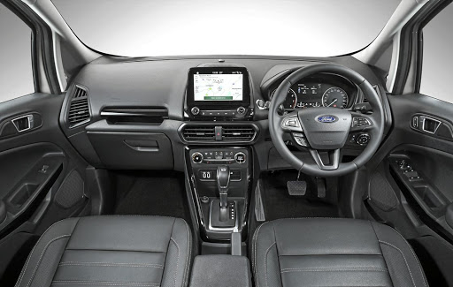 The interior gets more kit including a larger touchscreen infotainment system. Picture: QUICKPIC