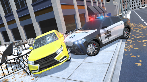 Luxury Police Car 1.5 screenshots 10