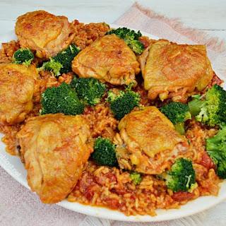 Chicken Rice and Broccoli Recipe