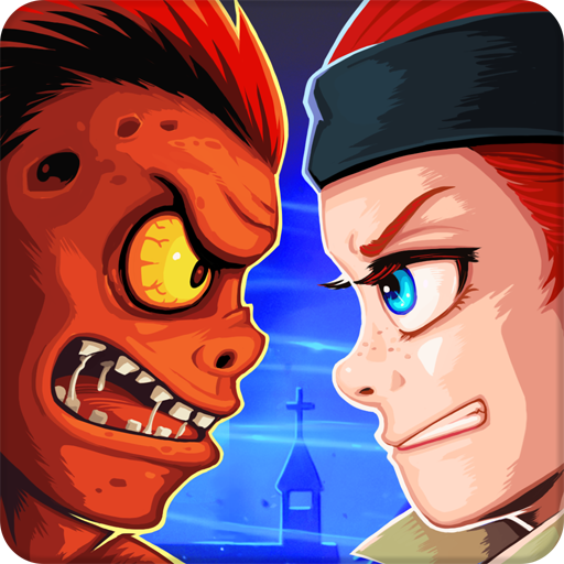 Zombie Busters :  last night in the city (game)