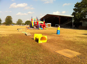 Photo: Obstacle course, bounce rental