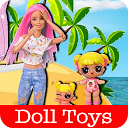 Play With Doll Toys Videos APK