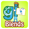 Meet the Phonics - Blends Flashcards icon
