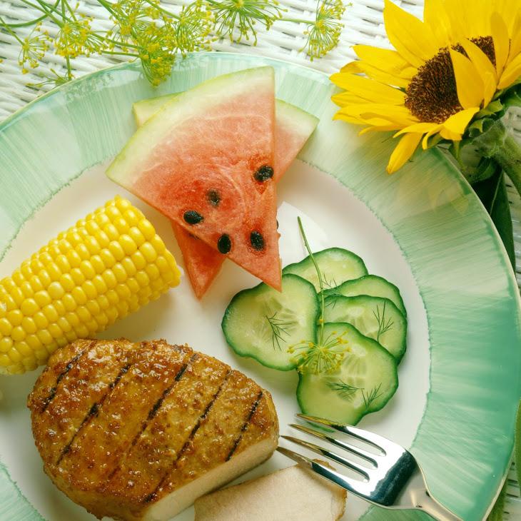 Piquant Pork Chops Recipe