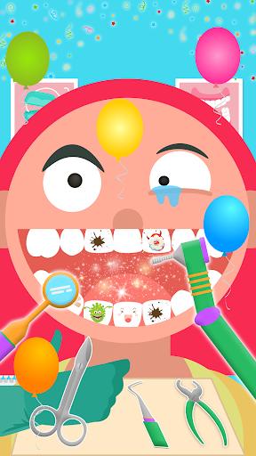 Kids Dentist; Kids Learn Teeth Care screenshots 1