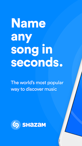 Shazam - Discover Music screenshot 1