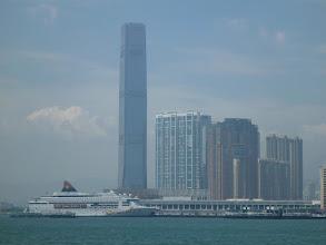 Photo: ...International Commerce Centre (4. nejvyšší budova na světě - 484 m)