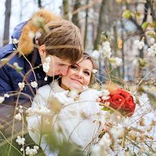 Wedding photographer Anna Akhutina (Anehka). Photo of 24.01.2015