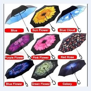 Just Umbrella - náhled