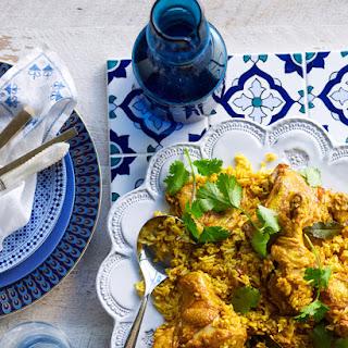 Spiced Rice with Chicken (Dajaj Machbous) Recipe
