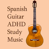 Spanish Guitar ADHD Music