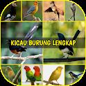 Kicau Burung Lengkap Offline Terbaru icon