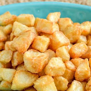 Syn Free Extra Crispy Potatoes.