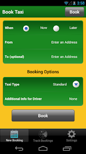 APPTAXI - ANYTIME TAXI- screenshot thumbnail