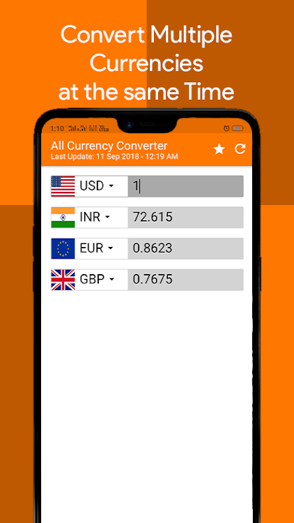 All Currency Converter Android