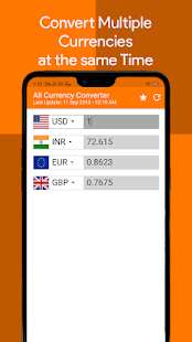 All Currency Converter for PC-Windows 7,8,10 and Mac apk screenshot 1