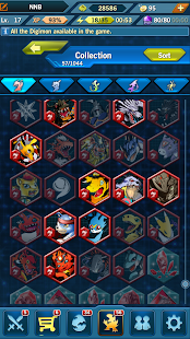 Digimon Heroes! Screenshot