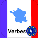 Hangman French basic Verbs icon
