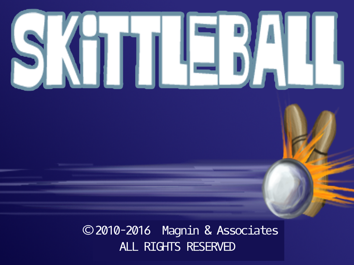 Skittleball- screenshot