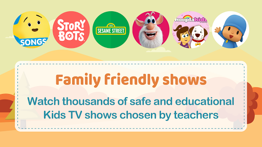 Kids TV Safe Videos and Songs | kiddZtube 1.2.7 screenshots 1