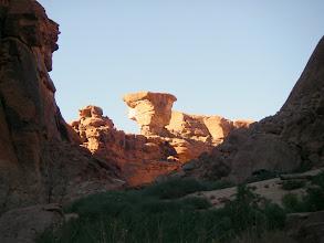 Photo: Hat Rock in Long's Cyn.