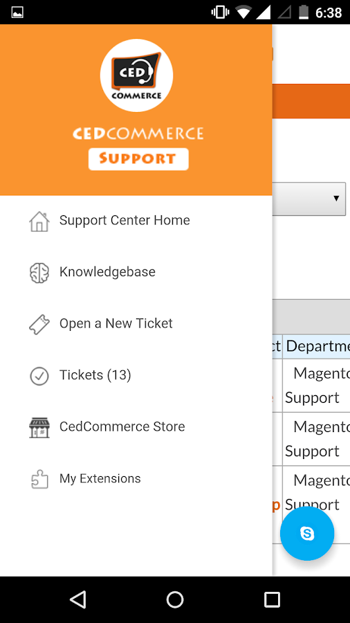 CedCommerce Support- screenshot