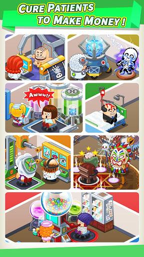 Fun Hospital u2013 Tycoon is Back 2.20.6 Mod screenshots 5