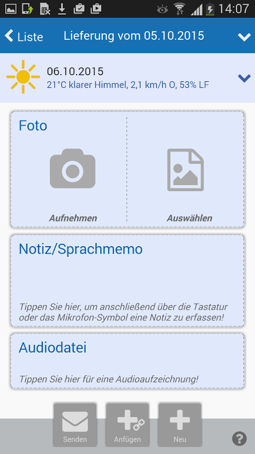 Smart Doku mobil & easy- screenshot