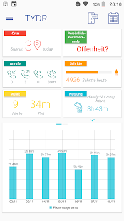 TYDR - Track Your Daily Routine Screenshot