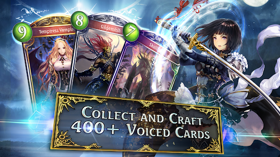 Shadowverse- screenshot thumbnail