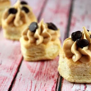 Peanut Butter Mousse Cups.