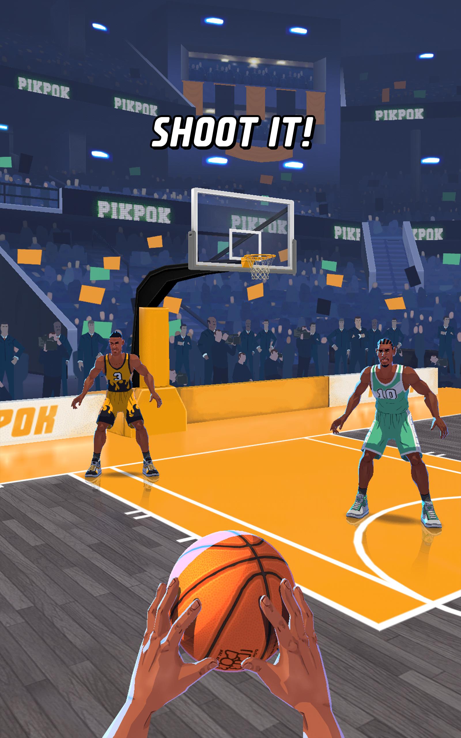 Rival Stars Basketball screenshot #10