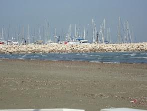 Photo: Larnaka port