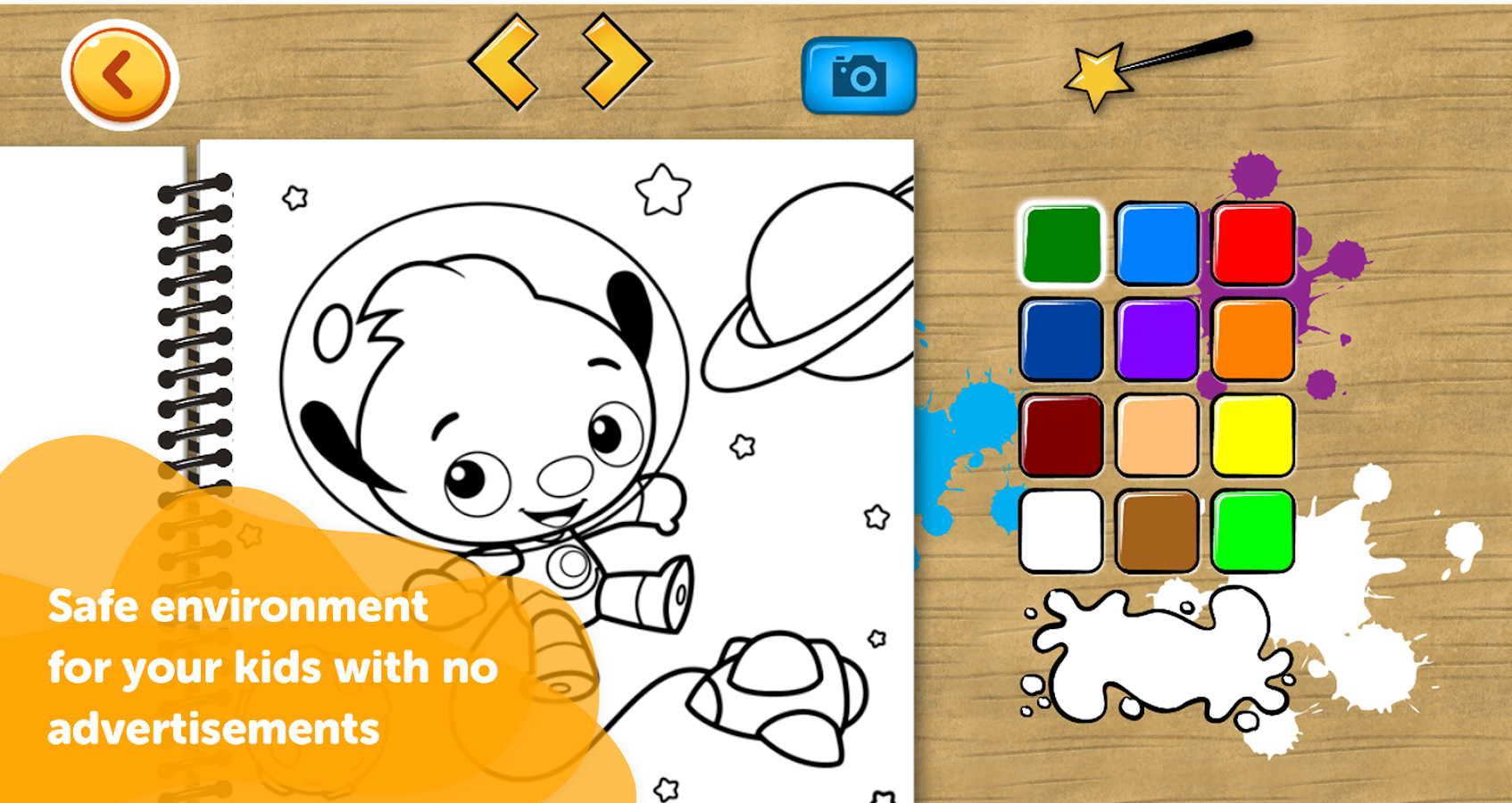 PlayKids - Cartoons for Kids- screenshot