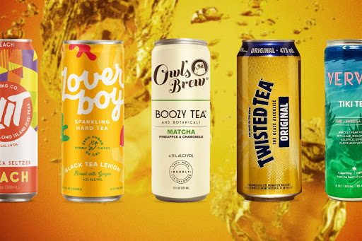 Are Hard Teas the Next Big Thing In Canned Boozy Drinks?