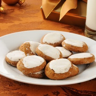 Soft Carrot Nut Molasses Cookies