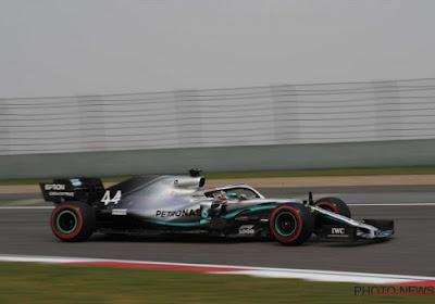 Le 1000e Grand Prix de l'histoire sourit, à nouveau, à Mercedes!