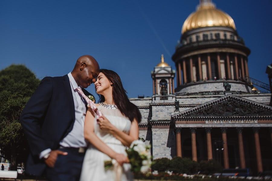 Nhiếp ảnh gia ảnh cưới Andrey Sukhinin (asuhinin). Ảnh của 14.08.2018