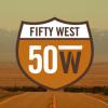 50 West Road Snack: Nut Brownie