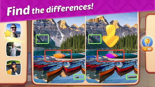Find Differences Online apktram screenshots 2