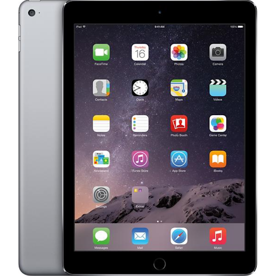 iPad Air 2 Wi-Fi 64GB Space Gray (A)
