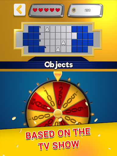 The Wheel of Fortune XD 3.9.4 screenshots 6