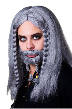 Piratperuk, grå