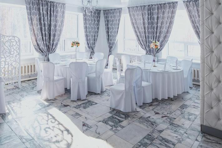 Фото №18 зала Банкетный зал «Серебро»
