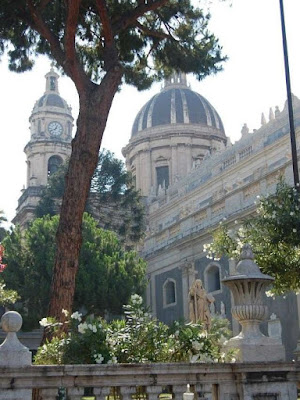 Church in Catania | Krys Kolumbus Travel