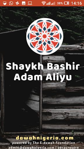 Shaykh Bashir Adam Aliyu dawahBox screenshot 1