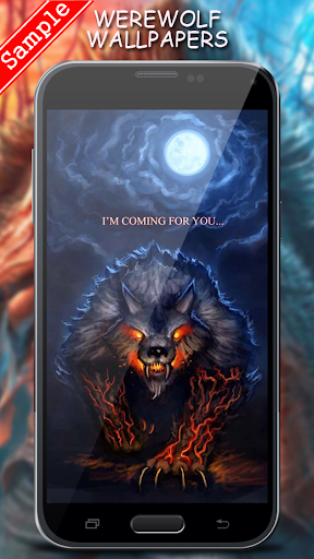 Werewolf Wallpapers Screenshot 5